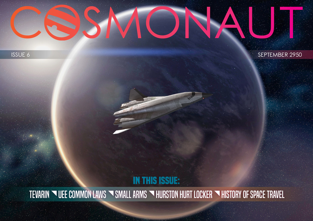 Cosmonaut, a Star Citizen fan magazine