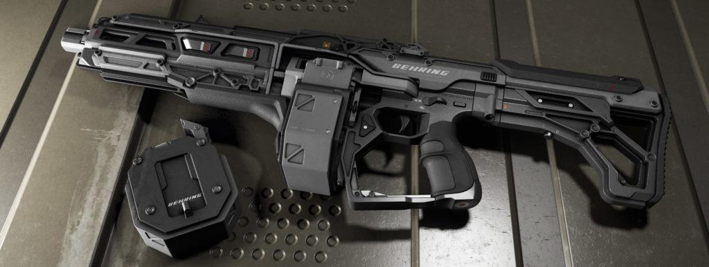 Behring FS-9 LMG