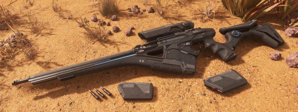 Gemini A03 sniper