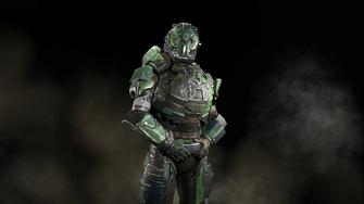 "Overlord ""Predator"" Armor Set"