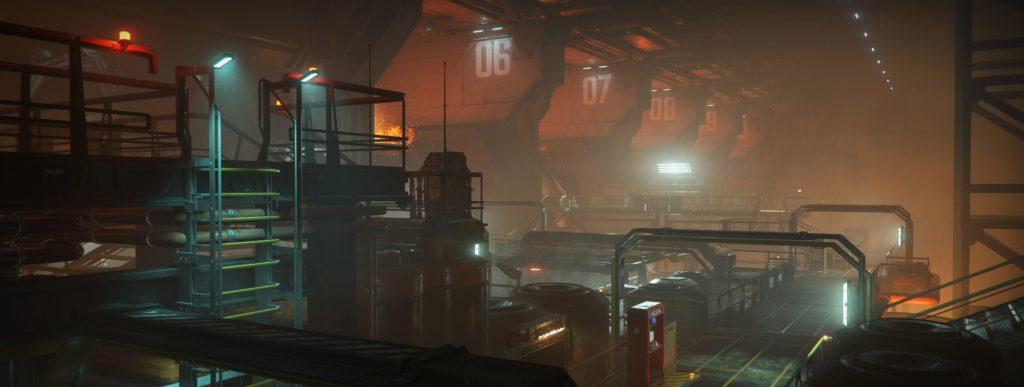 Raffinerie sur Star Citizen