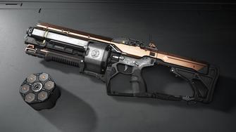 "GP-33 MOD ""Copperhead"" Grenade Launcher"