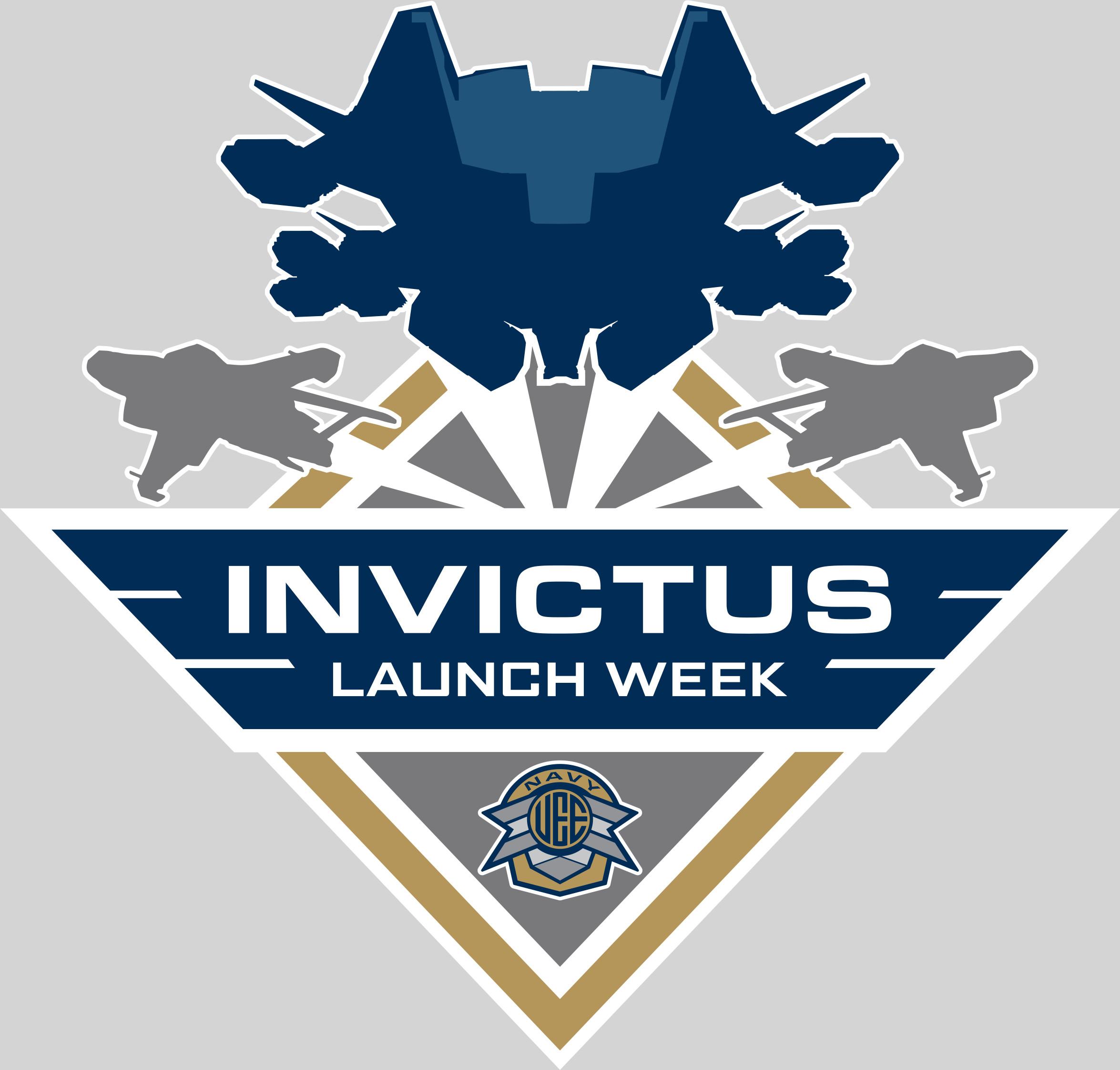 logo Invictus Launch Week