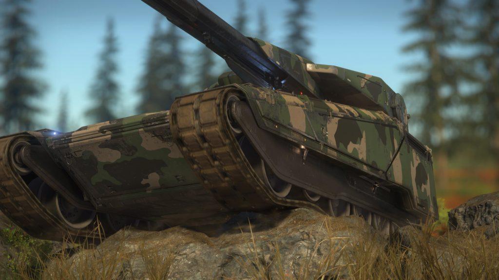 Tumbril Nova Tank