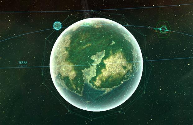 Planètes sur Star Citizen